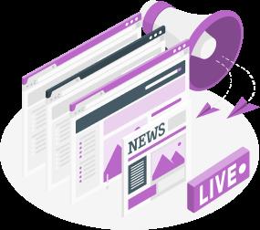 Ozmosys news aggregator